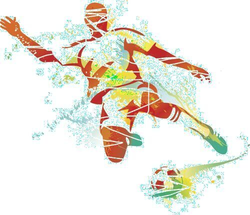 Colored-sports-elements-1